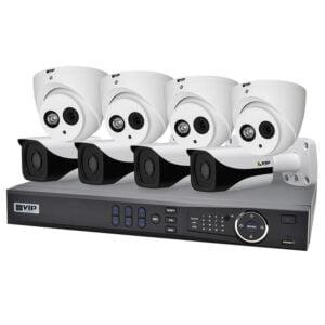 IP CCTV Complete System