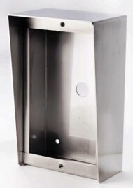 Vertical Stainless Steel Surface Mount Cabinet
