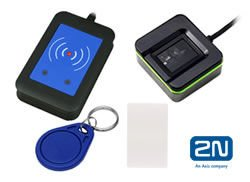 2N Access Control - cards and external readers