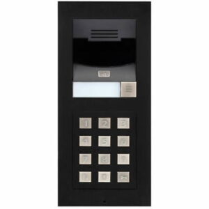 2N Verso with keypad - black