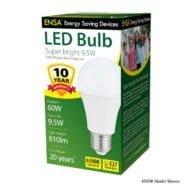 11W LED Light Bulb Screw (6500K)